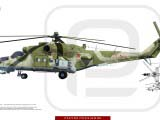 российский ударный вертолет ми-24
