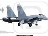3d model su-27