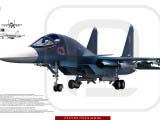 3D модель СУ-34