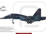 3d model su-34