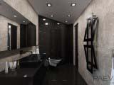 используемая мебель для оформления ванной комнаты