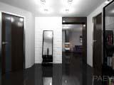 оформление коридора в современном стиле