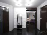 наполнение коридора мебелью