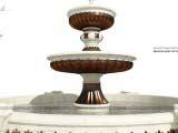 фонтан для парко сквера