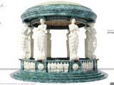 Архитектурная композиция Ротонда - Ornamentum