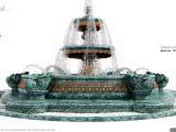 фонтан для парков