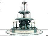 фонтан для парков скверов