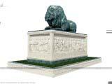 монумент памятник для скверов парков