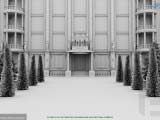 3d эскизы общей архитектуры