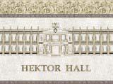 эскиз фасада концертного комплекса