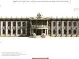 Оформление экстерьера зданий
