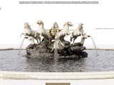 разработка дизайна фонтанов для парков