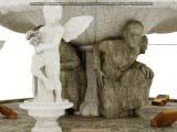 разработка концепции фонтана