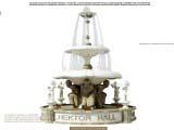 Дизайн фонтана и архитектурное оформление