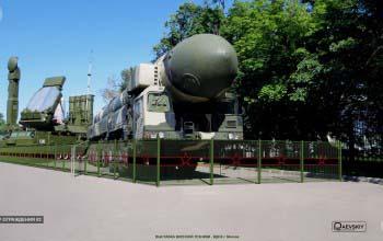 Концепции ограждения для экспозиций военной техники.