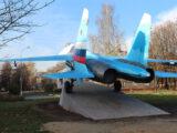 Экспозиция СУ-27