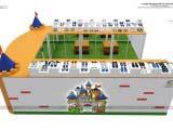 концепция оформления торгового острова