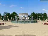 фонтан для парка, сквера