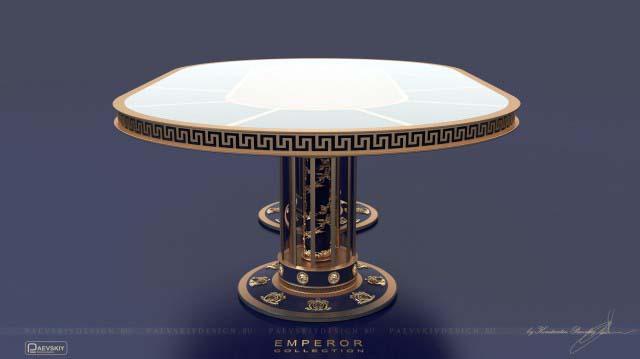 Обеденный стол EMPEROR в стиле Русский ампир