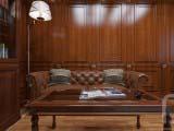 Классическое оформление кабинета