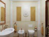Классические дизайн ванной