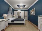 Классическое оформление спальни в квартире