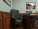 Оформление кабинета в классическом стиле