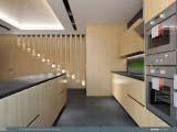 функциональная современная кухня