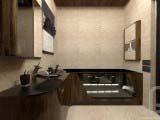Дизайн ванной в квартире в современном стиле