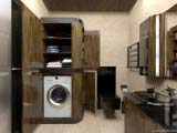 оформление ванной в современном стиле