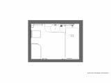 схема расстановки сантехнического оборудования и мебели