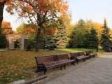 Фото территории парка КиО Останкино
