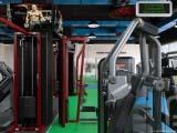 оформление тренажерного зала