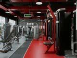 оформление фитнесс центра
