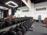 Тренажерный зал фитнес клуба