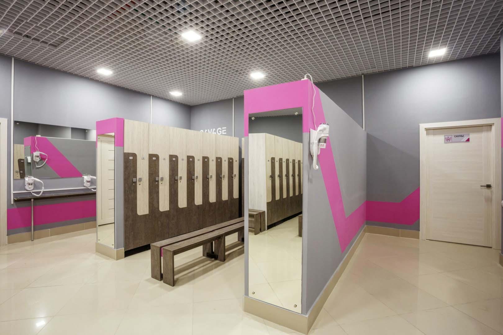 Спортзал для девушек раздевалка, Скачать В женской раздевалке одного спортивного 6 фотография