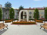 Благоустройство парковой территории города Старая Купавна