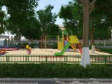 проектирование детской площадки
