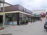 постройка магазинов для торгового центра