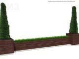 Малые архитектурные формы для благоустройства территории