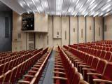 проектирование зрительного зала