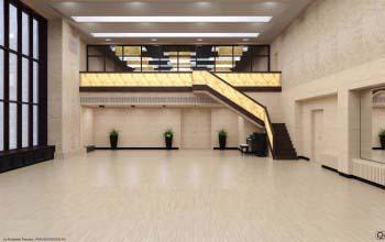 Дизайн танцевального зала.