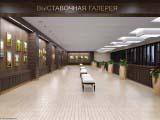 дизайн выставочного зала