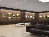 проектирование выставочной галереи