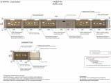 развертка схема выставочного зала