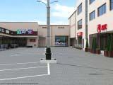 Проектирование пристройки магазина к торговому центру