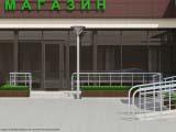 дизайн проект магазинов