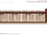 Эскиз архитектурного решения стеллы