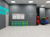дизайн зала групповых занятий