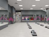 групповой зал фитнес клуба